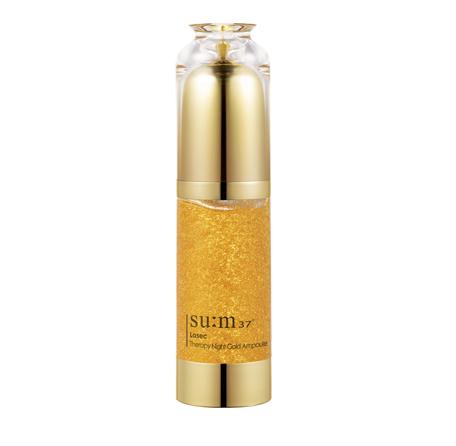 金萃無痕黃金能量安瓶