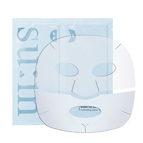 Water-full Radiant Hydrating Glow Mask